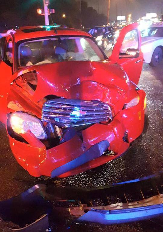 Jerry Lawler involved in head-on car collision