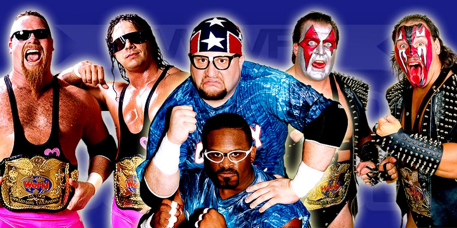 The 15 Greatest Tag Teams of All Time