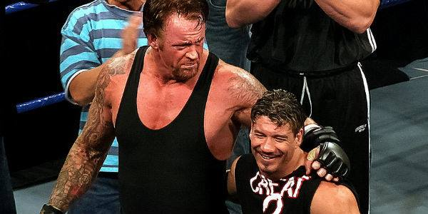 The Undertaker Breaks Character To Celebrate Eddie Guerrero's Birthday At WWE Live Event