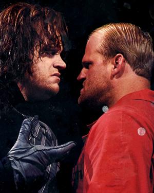 The Undertaker vs. Nailz