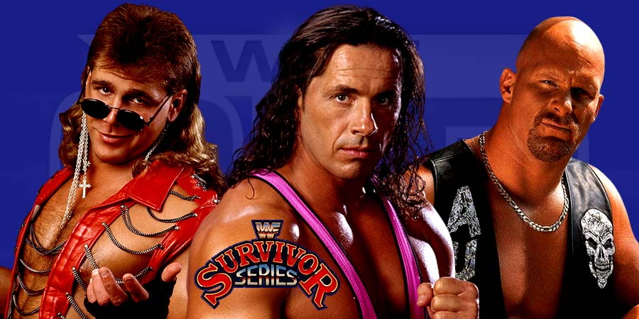 Top 10 WWF Survivor Series Matches of All Time