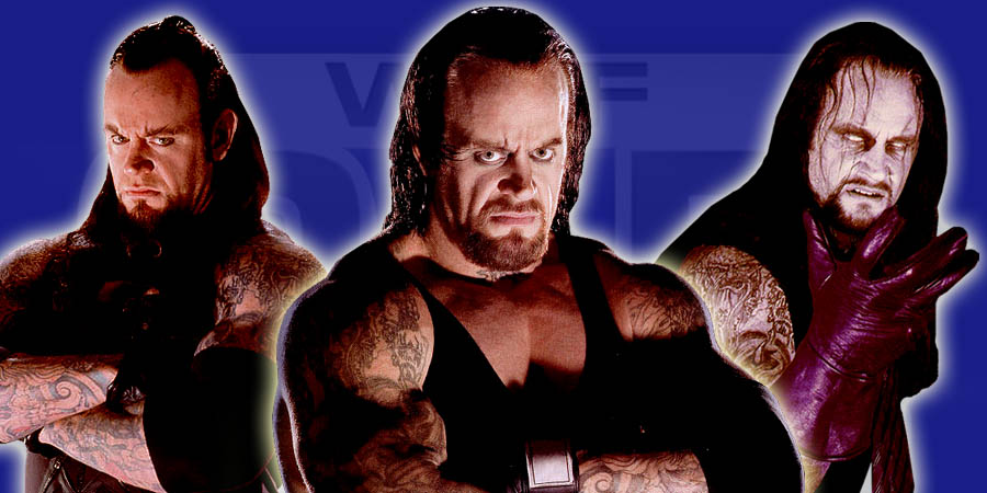 Top 25 Moments From The Undertaker's Legendary Career