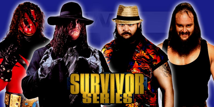 WWE Survivor Series 2015 - Live Coverage & Results