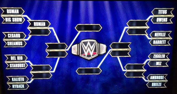 WWE World Title Tournament