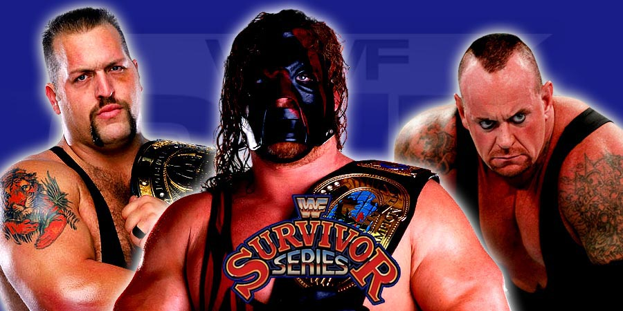 Wrestlers with Most WWE Survivor Series PPV Matches