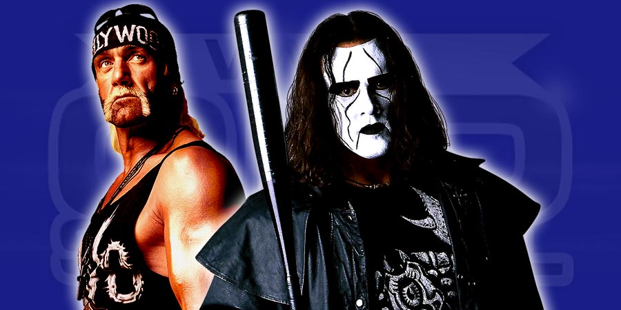 Hollywood Hogan vs. Sting - Starrcade 1997