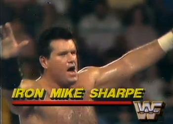 Iron Mike Sharpe