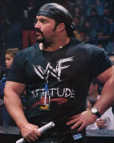 Jim Dotson - Head of Security in WWF during Attitude Era