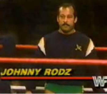 Johnny Rodz