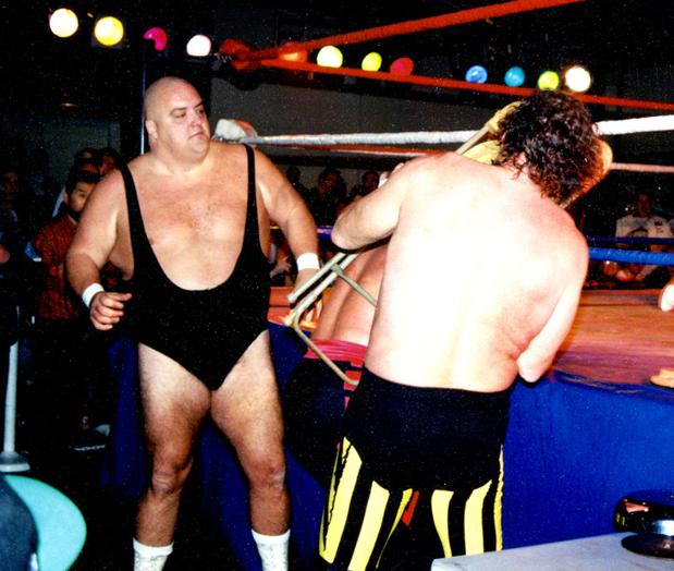 King Kong Bundy In ECW In 1993