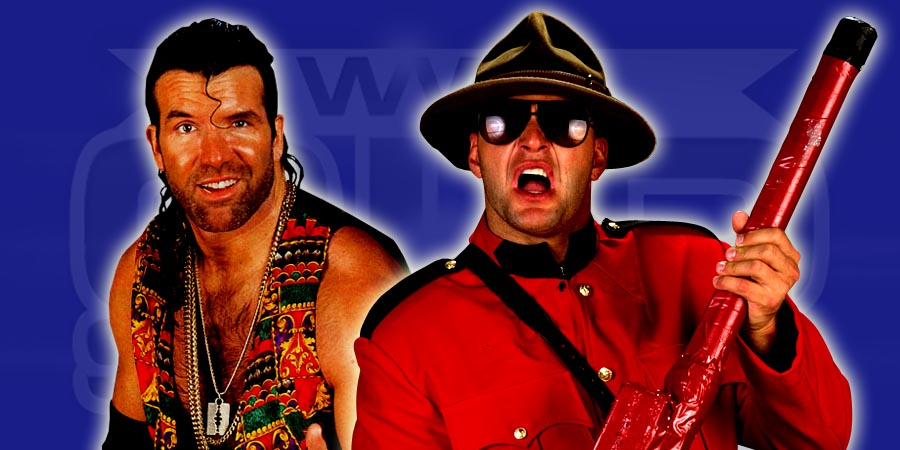 Razor Ramon & The Mountie