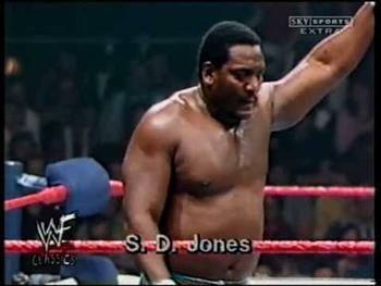 SD Jones