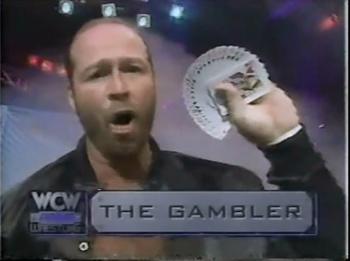 The Gambler - WCW