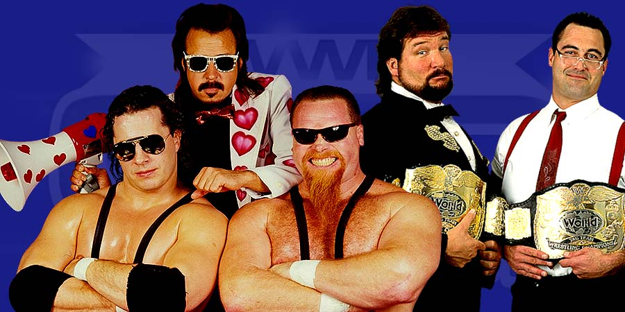 The Greatest Jimmy Hart Guys In Professional Wrestling