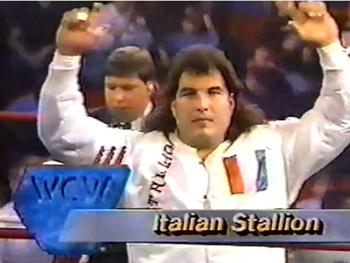 The Italian Stallion