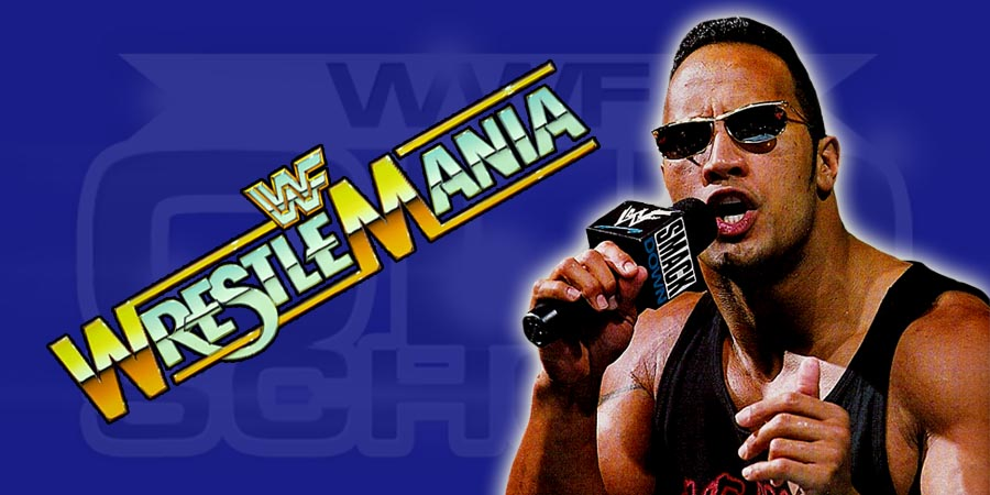 The Rock Confirms His Appearance At WWE WrestleMania 32
