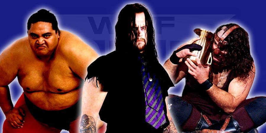 The Undertaker's Biggest Losses