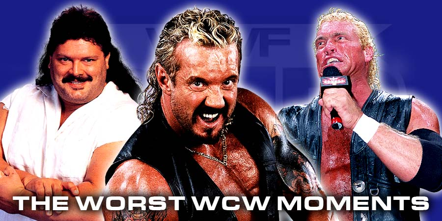 The Worst Moments in WCW History