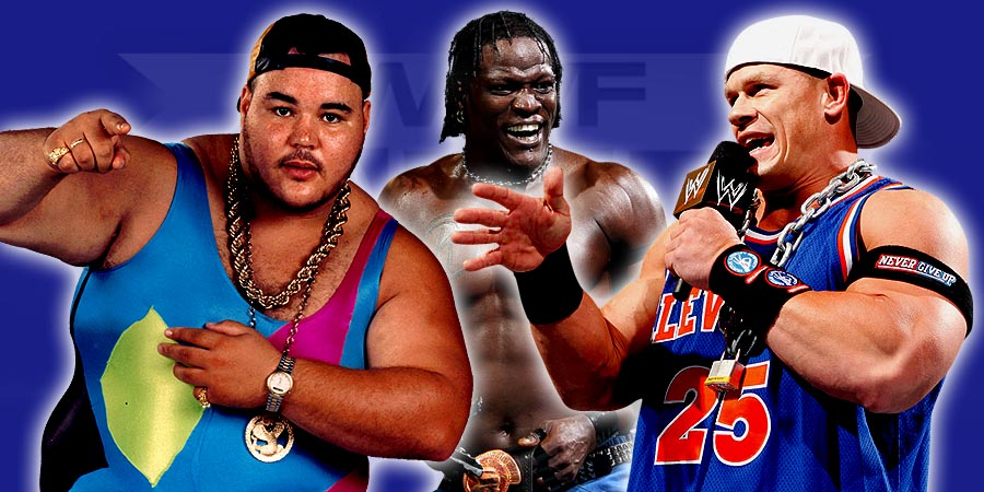 Top 5 Rappers In Pro-Wrestling
