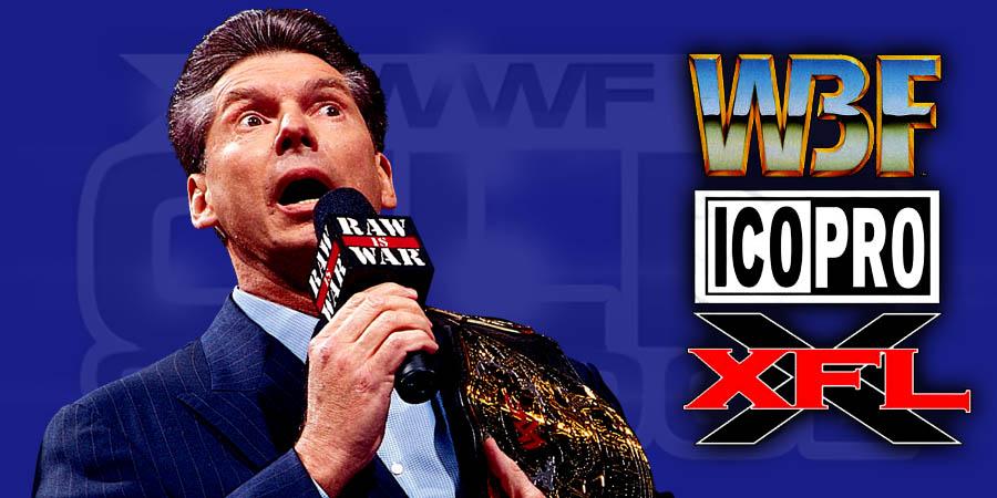 Vince McMahon's Top 5 Business Fails