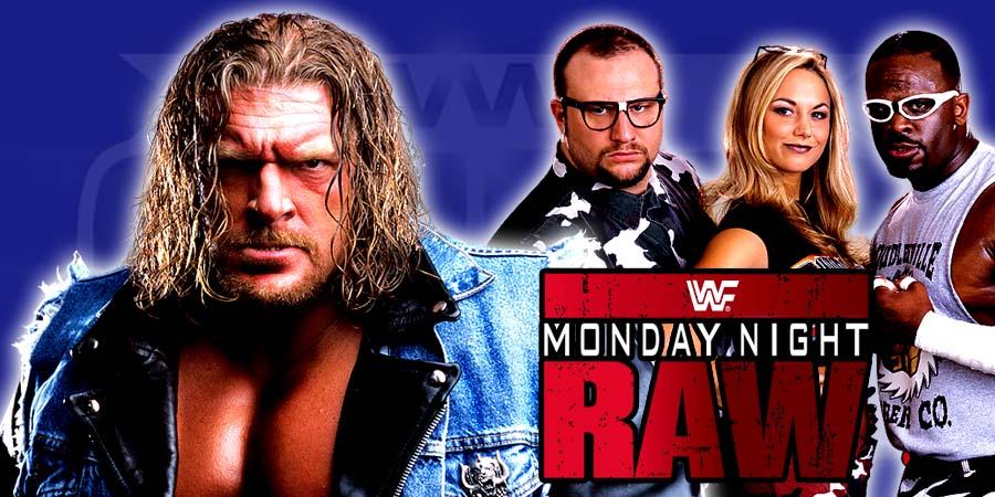 WWE Raw 2015