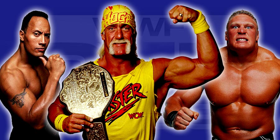 Wrestlers Who Defeated Hulk Hogan Clean