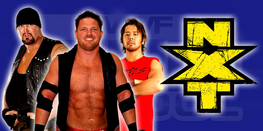 AJ Styles & Other NJPW Stars Sign With WWE