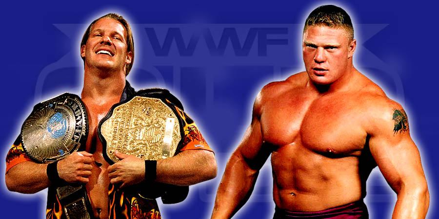 Chris Jericho & Brock Lesnar