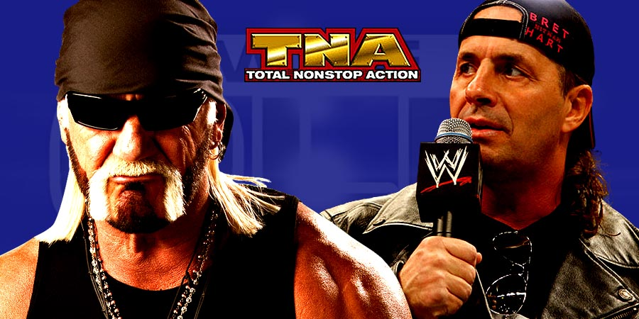 Hulk Hogan debuts in TNA & Bret Hart Returns to WWE - January 4, 2010