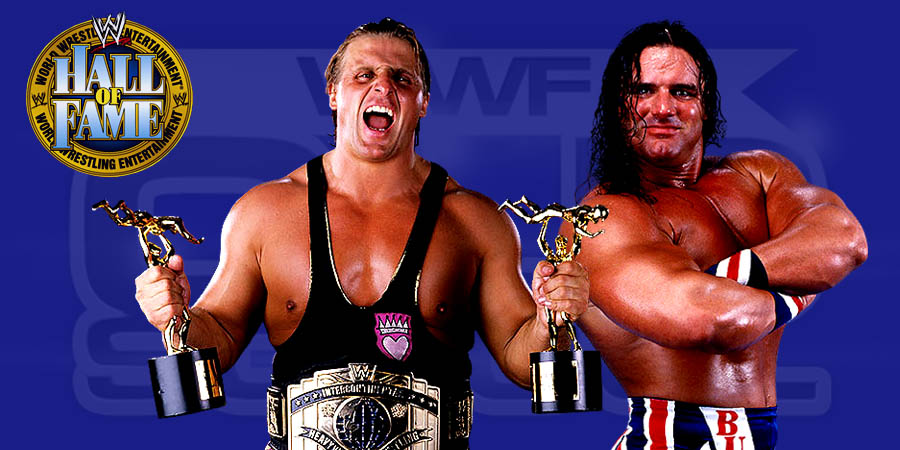 Owen Hart & Davey Boy Smith Not Getting Inducted Into WWE Hall of Fame Class of 2016