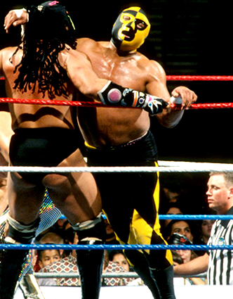 Pierroth in Royal Rumble