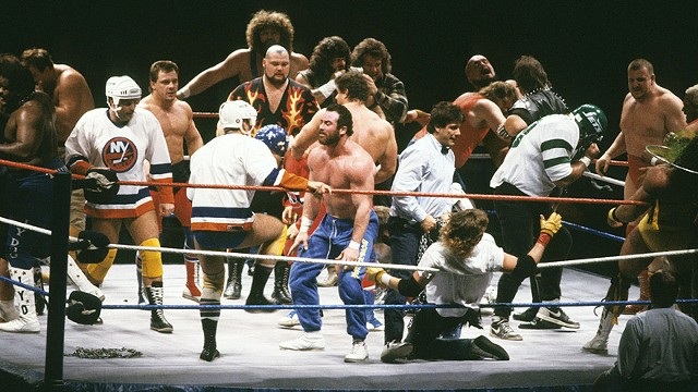 The Original Royal Rumble (1987)