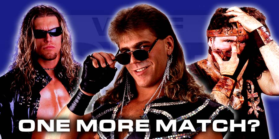 5 Retired Wrestlers We Want To See Return For 'One More Match'