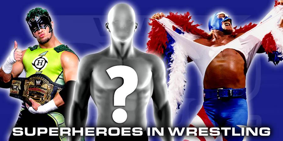5 Superheroes In Professional Wrestling