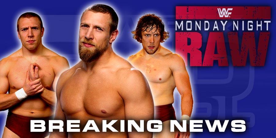 BREAKING NEWS Daniel Bryan Announces His Retirement From Professional Wrestling