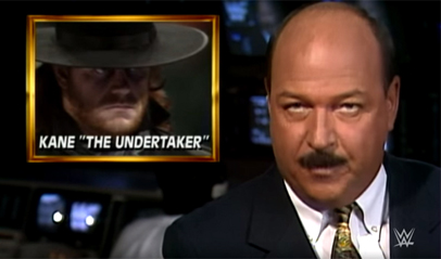Kane The Undertaker