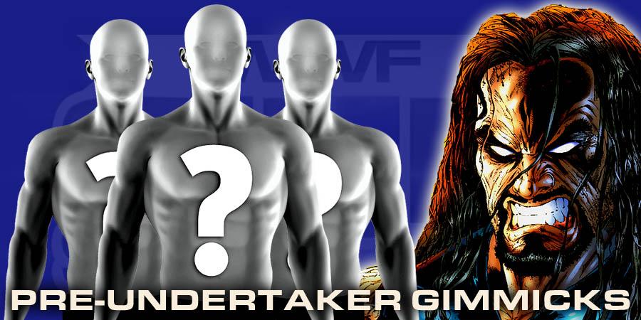 Mark Calaway's Pre-Undertaker Gimmicks