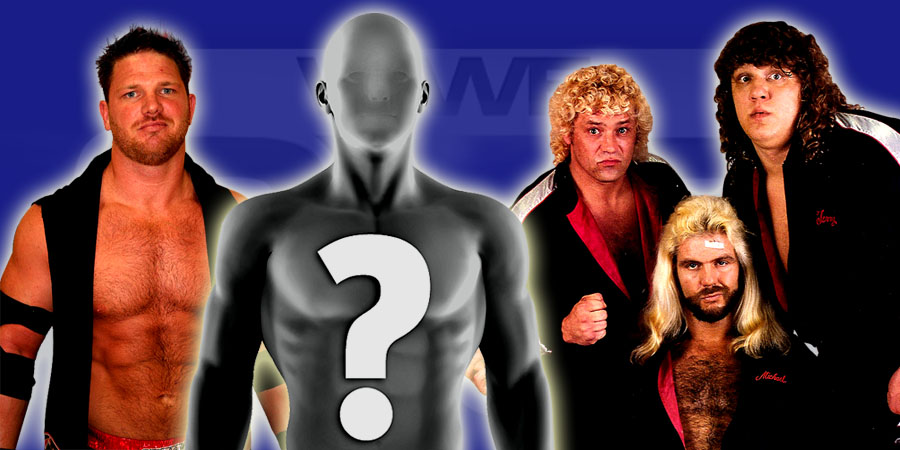 Superstars You Didn't Know Were In The WWF
