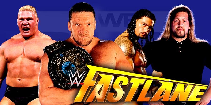 WWE Fastlane 2016 - Full Results