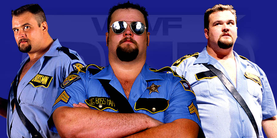 Big Boss Man Announced For Wwe Hall Of Fame Class Of 2016