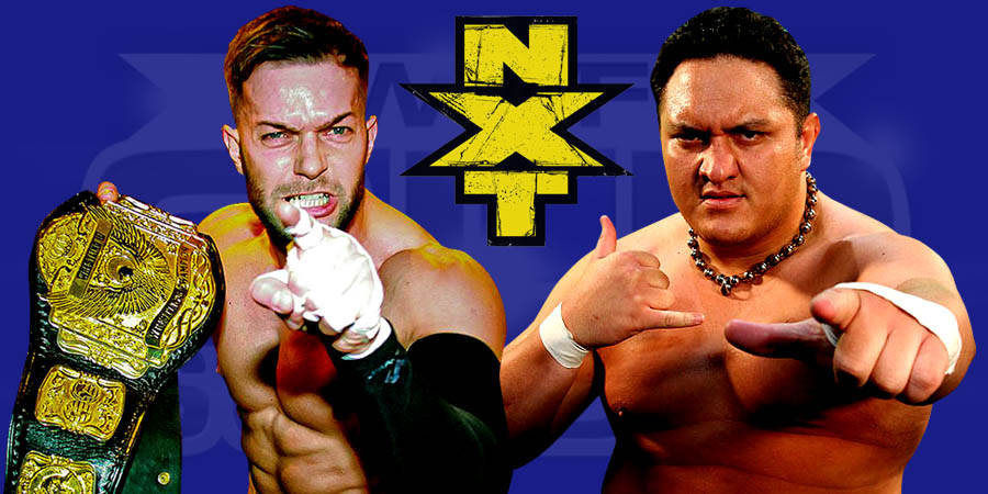 Finn Balor vs. Samoa Joe - NXT Takeover Dallas