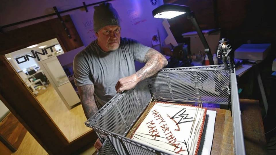 Happy Birthday to The Undertaker - WWE