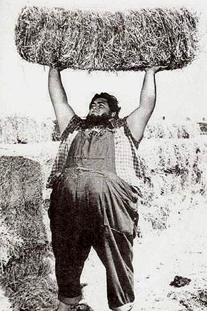 Haystacks Calhoun - Heaviest Wrestlers of all time