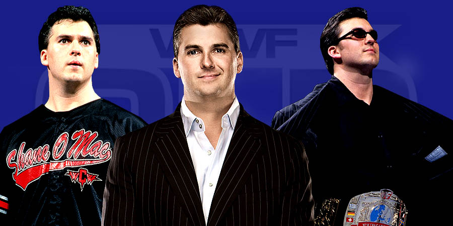 Shane McMahon's Biggest Feuds