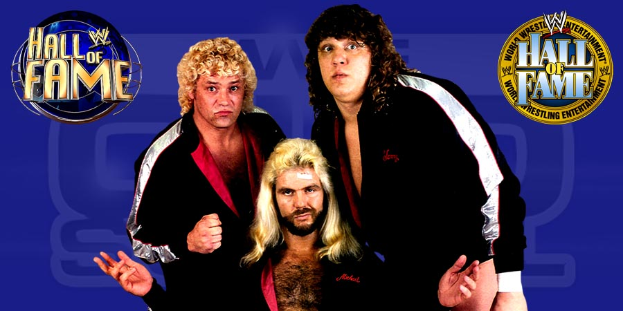 The Fabulous Freebirds To Be Inducted Into WWE Hall of Fame Class of 2016