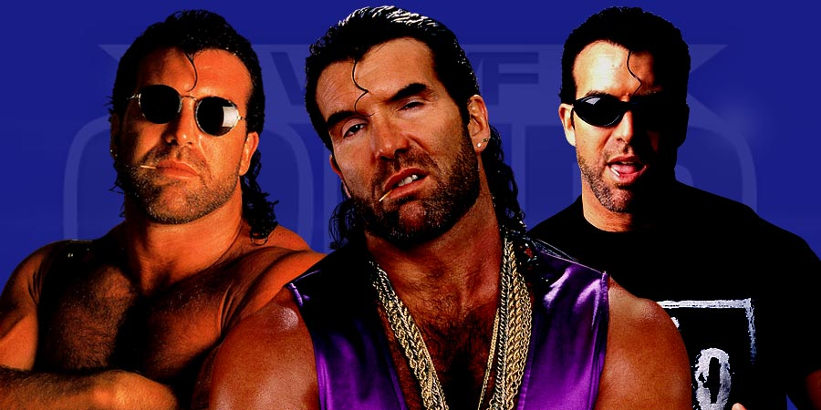 The Greatest Moments of Scott Hall's Career