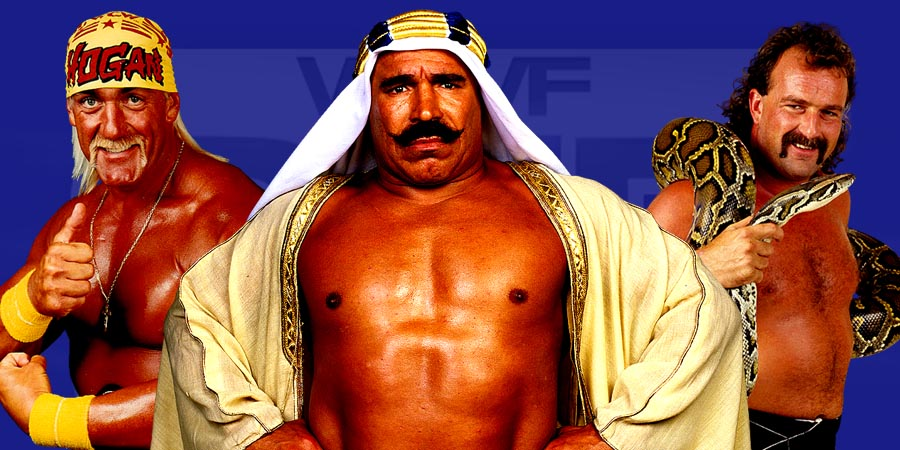 10 People The Iron Sheik Hates