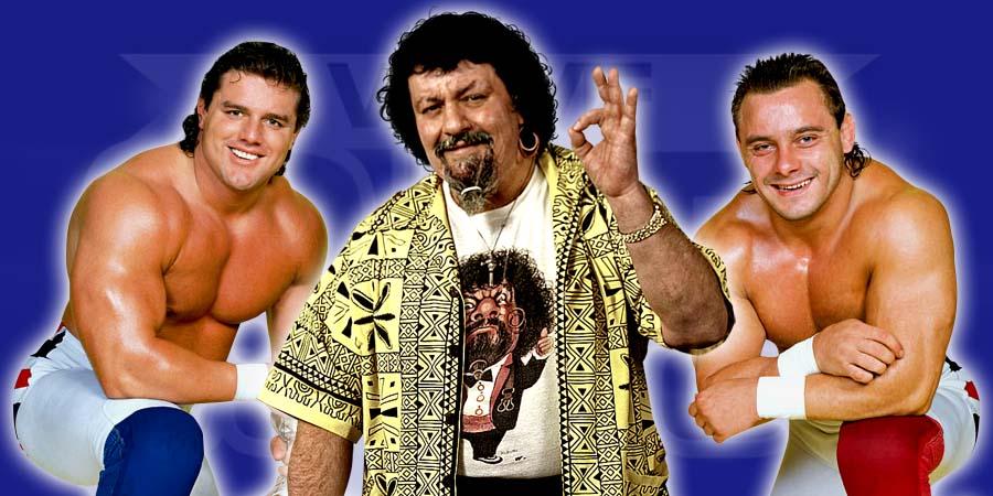 Captain Lou Alabano's Greatest Tag Teams