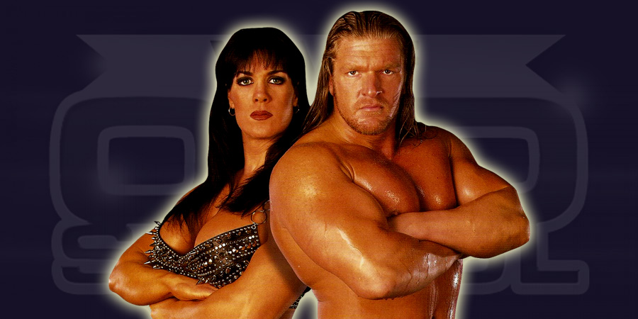 Chyna & Triple H - DX