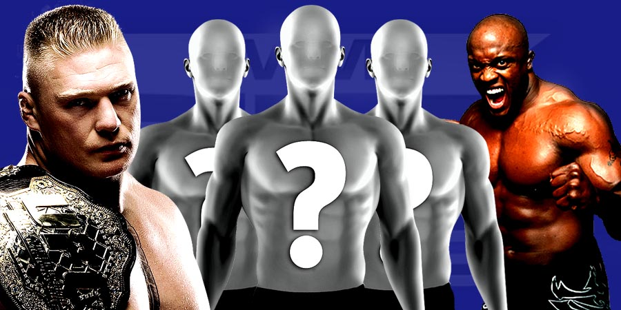 MMA Fighters In Professional Wrestling